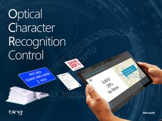 Optical Character Recognition (OCR) Control