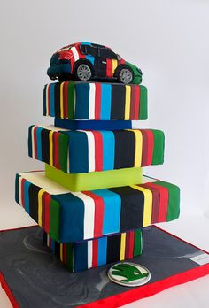 Skoda cakes are quite popular apparently Wedding Cake Designs, Wedding Cakes, Skoda Fabia, Cupcake Cakes, Cupcakes, Creative Cakes, Let Them Eat Cake, Amazing Cakes, My Style