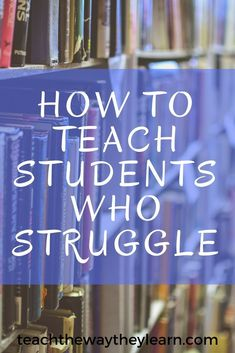 How do I get this student to pay attention? What can I do meet the needs of my students with special needs in my classroom? This student is so far behind, what can I do? I'm worried about this student who isn't in special education. What should I do? Answers to these important questions!