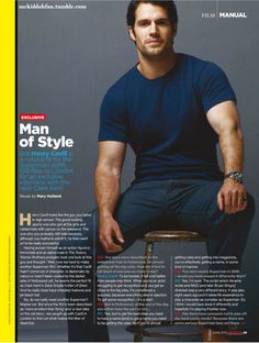 henry cavill on katie couric | Henry Cavill News: A Hunky Henry Cavill In GQ South Africa