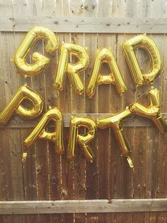 "Have a graduate that deserves that extra special party touch?! Look no further we have new and super fun graduation balloons ready to make their day even more special. WHAT YOU WILL RECEIVE: • 16"""" GO"