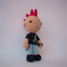 punk bloke by Zoria, via Flickr