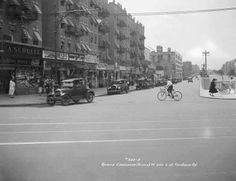 Fordham Road and Grand Concourse, Bronx, NY 1910
