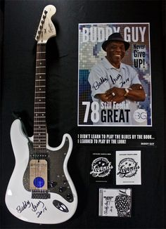 Buddy Guy Home | The Official Buddy Guy Site