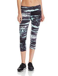 Calvin Klein Performance Women's Marbleized Print Crop Legging, Eucalyptus, X-Large Calvin Klein http://www.amazon.com/dp/B00PAYO8VS/ref=cm_sw_r_pi_dp_xyRTwb1X4FB4K