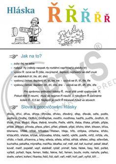 Výsledek obrázku pro logopedie - nácvik hlásky L Language, Lily, Activities, Education, Alphabet, Logos, School, Speech Language Therapy, Autism