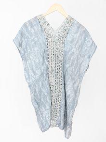 Osei-Duro Crochet Panel Dress