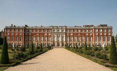The Privy Garden, Hampton Court Palace