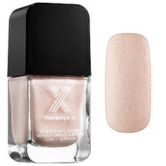 Formula X - The Sea Glass Collection  in Tide #sephora Starfish - soft pink brushed microglitter
