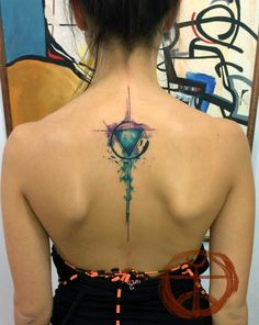 30  Water Color Tattoo Designs For Inspiration