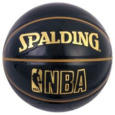 SPALDING basketball UNDERGLASS No. 7 ball black 74-486Z F/S