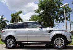 2014 Land Rover Range Rover Sport West Palm Beach, FL #landroverpalmbeach #landrover #rangerover http://www.landroverpalmbeach.com/
