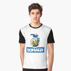 """Donald's Duck"" Travel Mug by clecio | Redbubble I Love Mom, Donald Duck, Travel Mug, Classic T Shirts, Tank Man, Mugs, Spiral Notebooks, Mens Tops, Shower Curtains"