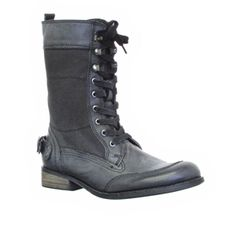 Firetrap Women's Military Boots  Got em!