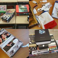 Boekendoos in plaats van ouderwets leesverslag - Actueel - Nieuws   Sophianum - Altijd dichtbij!
