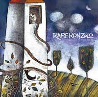 Raperonzolo Ed. Uovonero, collana Pesci parlanti, adatta anche a bambini in età prescolare o con difficoltà di lettura.