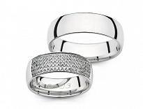 Vjenčano prstenje PRAHIR | prsten šifra P_6403