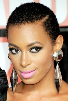 Solange's decision to go natural was the best thing she could have done for her career. for real.