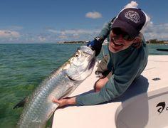 islamorada, fl fly fishing | ... Islamorada Guided Fishing Trips for Tarpon | Flats Fishing Guide and