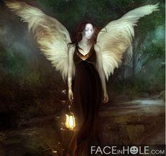 Lost Beautiful Angel/ elisza
