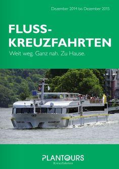 PLANTOURS Flusskreuzfahrten Kataloge
