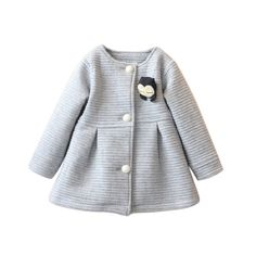 We are elated to present our newest catalogue of ){delights.   Like and Tag if you like this Juliana Little Penguin Coat.  Tag a BFF who would appreciate our awesome range of infant clothes! FREE Shipping Worldwide on ALL products.  Why wait? Buy it here---> https://www.babywear.sg/autumn-winter-children-jackets-baby-little-penguin-single-breasted-child-coat-girl-outerwear-jackets-for-girls-bow-girl-clothes/   Dress up your baby in fabulous clothes now!    #babydresses