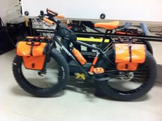 Bug Out Fat Bike