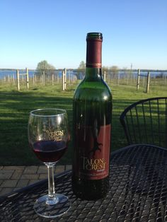 Sovereign Estate Winery. Waconia, Minnesota