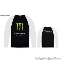 Monster Energy Thick Sweatshirts df8420 only US$42.00 - follow me to pick up couopons.