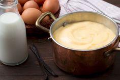 Ricetta Crema pasticcera - La Ricetta di GialloZafferano
