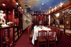 ROMEO'S - looks dusty but the no-menu concept and exclusive 28 seats make this alluring.