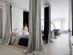 Rick Joy Apartment, Chelsea | http://www.yellowtrace.com.au/2013/09/17/rick-joy-luxury-studio-apartment/