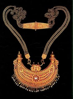 Dance Of The Peacock - Jewellery Traditions Of India image 4