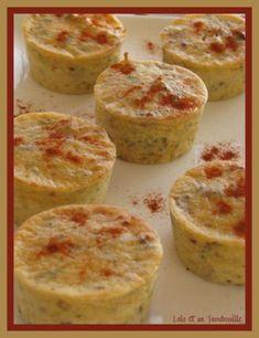 Moelleux à la ricotta, tomates séchées et basilic (5)