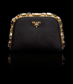 Prada E-Store · Woman · Handbags · Clutch BP0574_UBE_F0002
