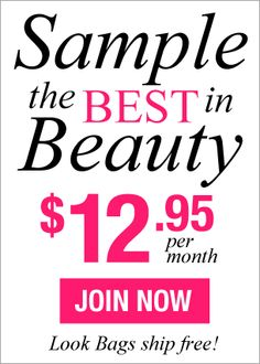huge handbag - When Samples Sell !!! | Subscription & Sampling Programs | Pinterest