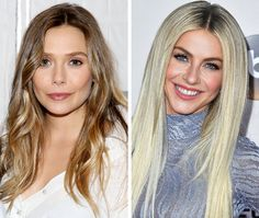 Find the Best Hair Color for Your Skin Tone - Find Your Shade: Fair Skin from Hair Color For Fair Skin, Cool Hair Color, Ivory Skin Tone, Headband Hairstyles, Cool Hairstyles, Hair Colora, Unique Wedding Hairstyles, Elegant Wedding Hair, Hair Shades