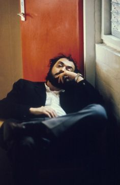 Stanley Kubrick (Thinking very hard about how to avoid American taxes, or any taxes, anywhere.)