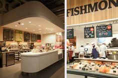 instore fishmonger