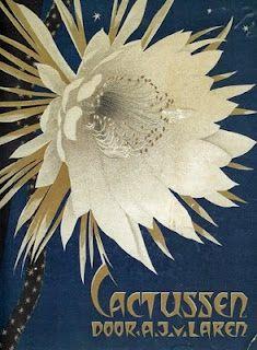 "In 1931 the Verkade Bisquit Company Released their new Album ""Cactussen"" (Cacti)."