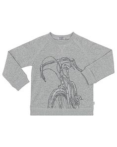 Mega cool Wheat sweatshirt Wheat Overdele til Børnetøj i behagelige materialer