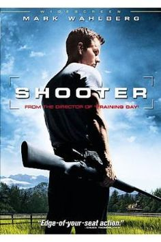 Shooter.. anything with Mark Whalberg!!!