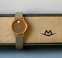 A vintage movado watch for your girlfirend. IMO much cooler than wearing a chunky men's watch. $95