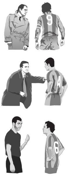 Futpic — Legado Barcelona en 40 años. Michels, Cruyff,...