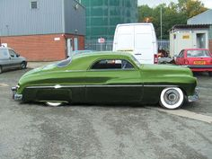 Custom Hot Rods | Custom Hot Rods 1949 Mercury Car Photo 7