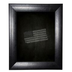 "Darby Home Co Stitched Leather Chalkboard Size: 35.75"" x 53.75"""