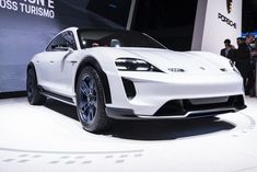 Porsches Mission E Cross Turismo is the EV crossover you want