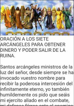 Spiritual Prayers, Spiritual Words, Prayers For Healing, Spiritual Messages, Money Prayer, God Prayer, Prayer Quotes, Book Quotes, Catholic Prayers In Spanish