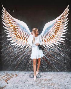 "28 k mentions J'aime, 598 commentaires - . . Simone ❥ (@si_sichen) sur Instagram : ""I've got my wings back #florida #miami #usa"""