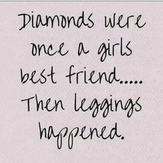 """""""So true!! Haha but we still love the tho! #askmeaboutmyleggings #comfy…"""
